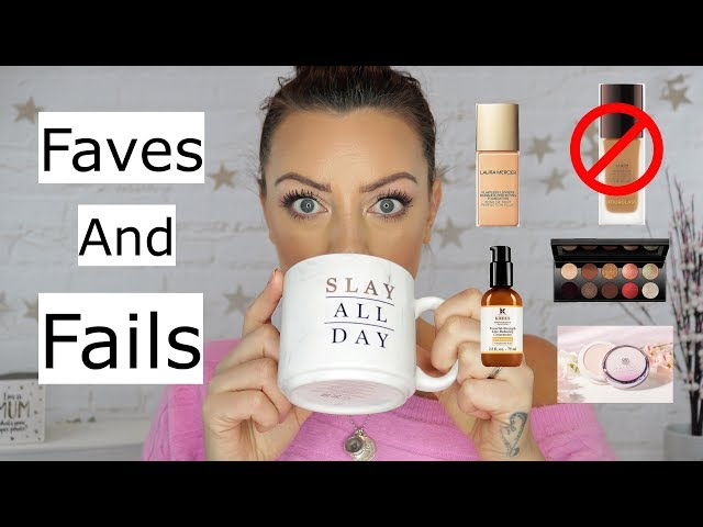 January Faves and Fails 2019