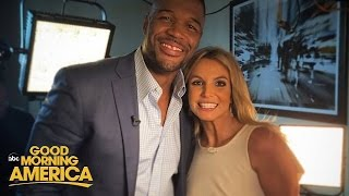 Britney Spears - Good Morning America Interview (2014)
