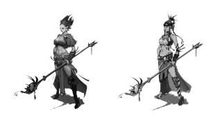 SHADOWS: HERETIC KINGDOMS - Evia Character Trailer [HD]