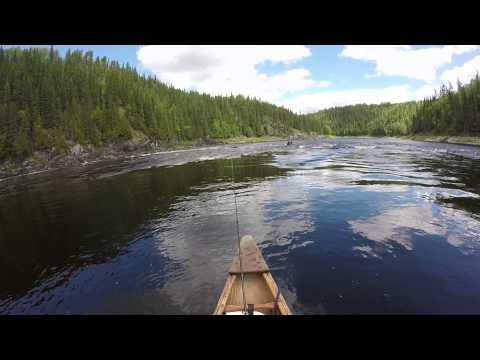 Missinaibi River -- Fourth Rapids
