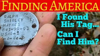 Metal Detecting finds Coins Relics Jewelry  and a Journey Back In WWII History Minelab