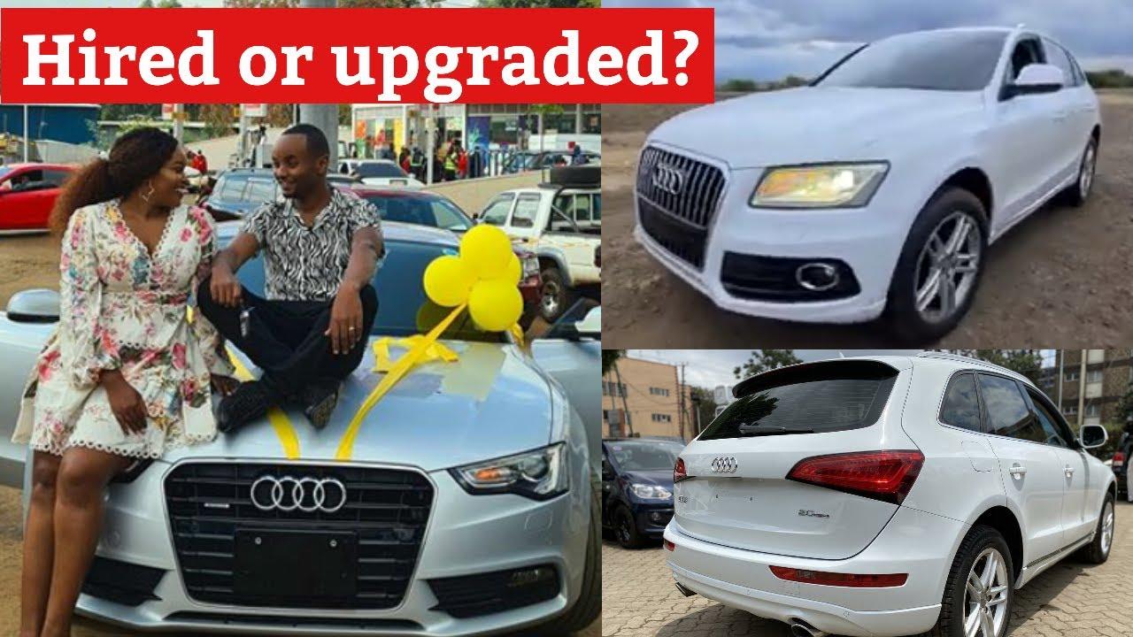 Kabi Wajesus responds to those claiming he hired a car for publicity #Kabiwajesus #thewajesusfamily