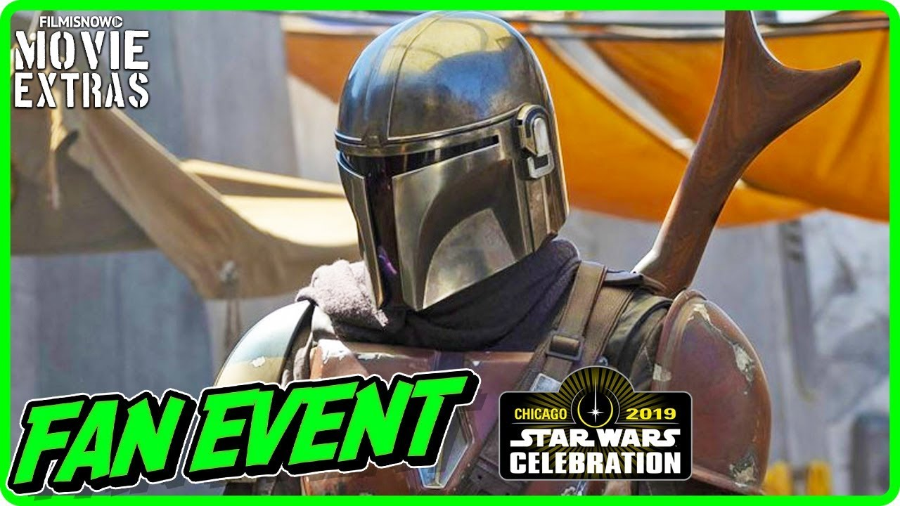 THE MANDALORIAN | Star Wars Celebration 2019 - Panel Highlights