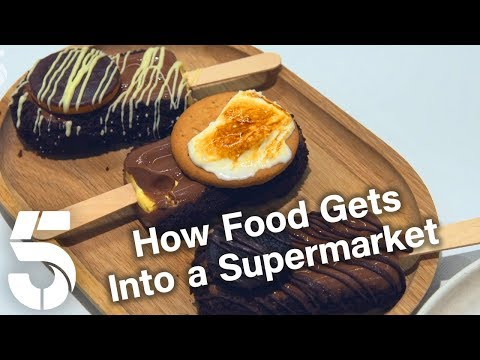 How Supermarkets Sell Experimental Food | Inside Iceland | Channel 5