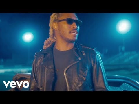 "Watch Future Drift and Spin Donuts in ""St. Lucia"" Visuals"
