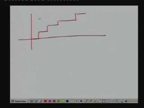 Lecture - 5 Probability Distributions and Density Functions
