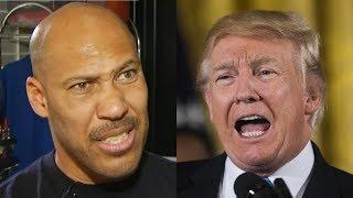 Trump Tells LaVar Ball