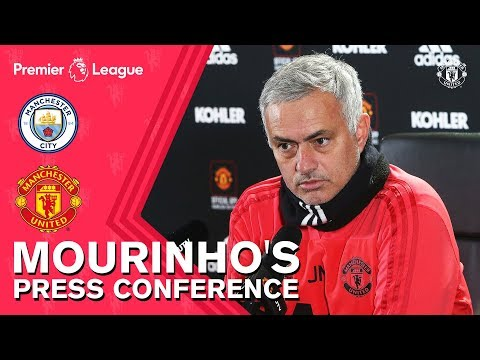 Jose Mourinho Press Conference | Manchester City v Manchester United Mp3