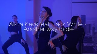 JAMES BOND 007 ANOTHER WAY TO DIE Choreography MARTYNOV Sergey For Alicia Keys Jack White