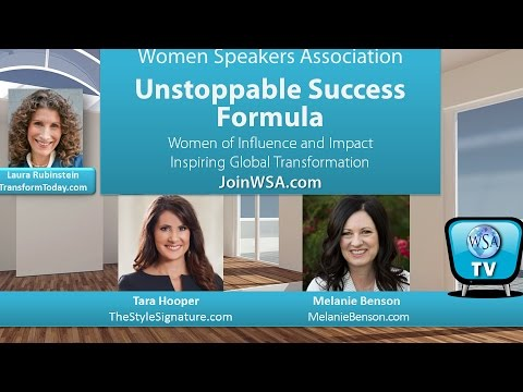Unstoppable Success Formula for Women Leaders