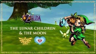 The Legend of Zelda Theory: Lunar Children and the Moon