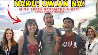 FOREIGNER SIGAW NILA!! DUTERTE!! MABUHAY MANILA BAY!