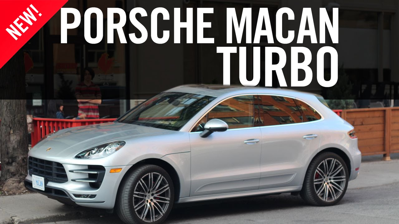 2015 porsche macan turbo review - youtube