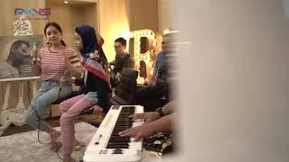 Raisya ft Nagita | jingga~Fatin, Rans music.