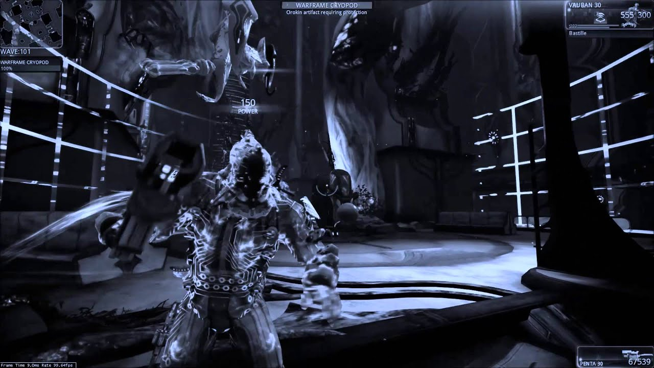 how to clear inventory in warframe
