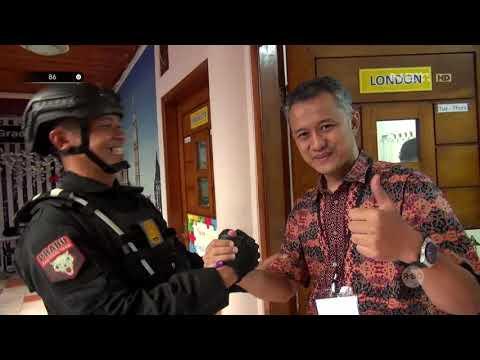Pengamanan Pemilu 2019 Di Bandung Berjalan Dengan Aman Dan Kondusif - 86