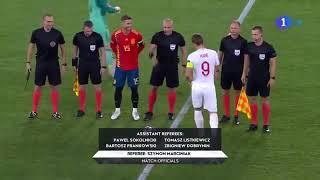 Résumé Espagne Vs Angleterre 2/3ملخص اسپانيا انجلترا