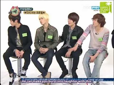 Ft Island Weekly Idol