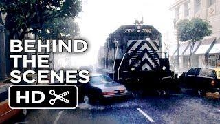 Inception Behind the Scenes - The Train (2010) Leonardo DiCaprio, Tom Hardy Movie HD