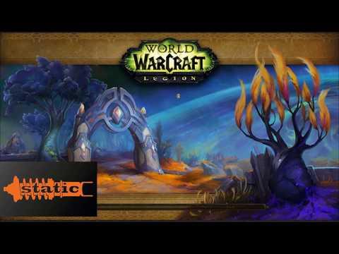 |World of warcraft| Аргус 7.3. ХАНТ 931. Продолжаем покорять новый мир 1.1