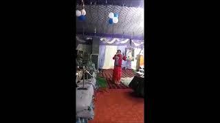 Stage performance, Kunti Negi | Garhwali लोक गायिका कुन्ती नेगी | ASM Production