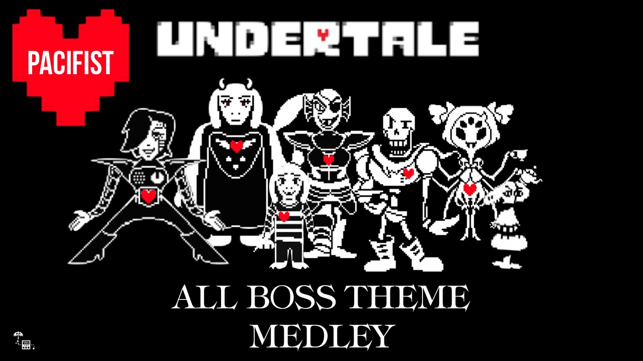 All undertale boss themes youtube - 26d