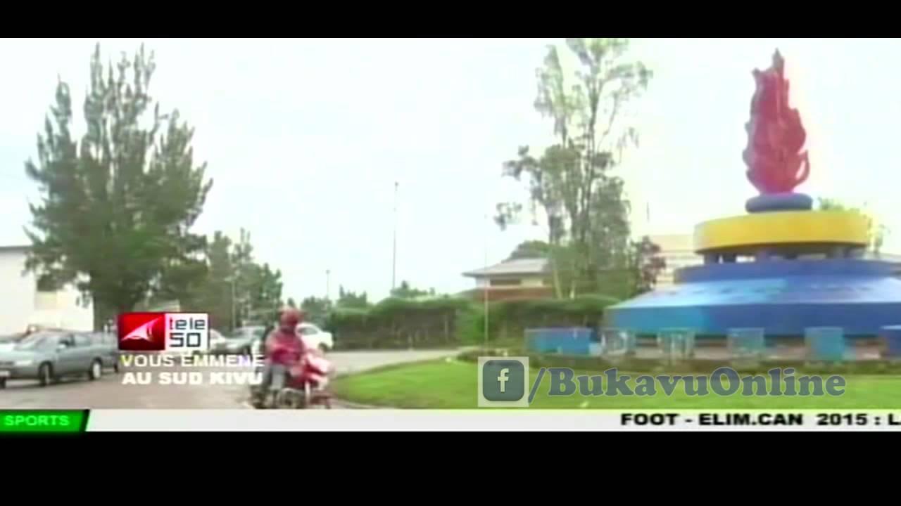 La ville de bukavu et la chanson mparanyi crp ft noushka for Piscine mantes la ville