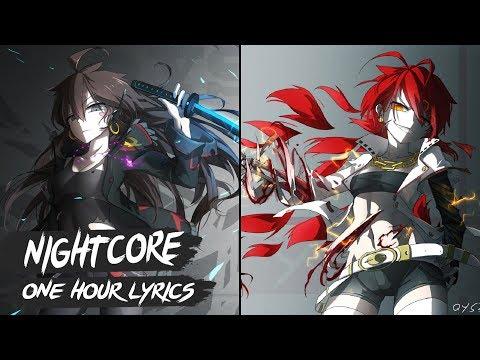 Nightcore - Fight Back (Lyrics) | 1 Hour