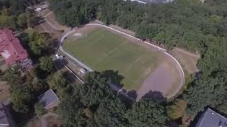 В Білій Церкві відкрили новий стадіон