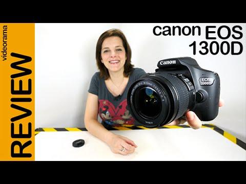 Descargar Video Canon EOS 1300D + Pixma 5750 review en español | 4K UHD