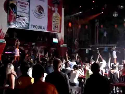 DJ I TOUCH @ CLUB ALYA  2009 SUMMER (2) - ANTALYA