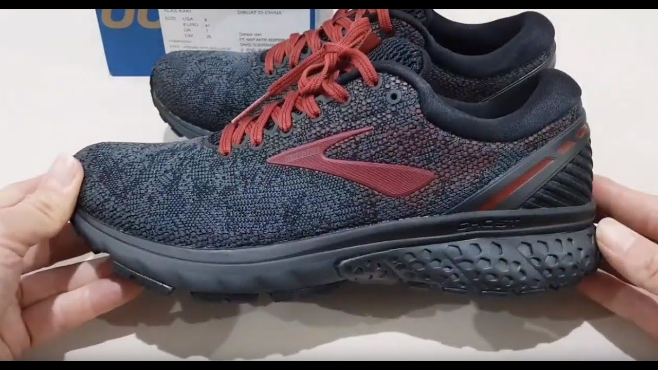 Unboxing BROOKS GHOST 11 WORLD BEST