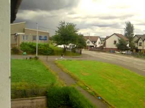 my home in easterhouse glasgow but no pub just house