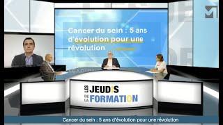Cancer du  sein: 5 ans d'évolution pour une révolution