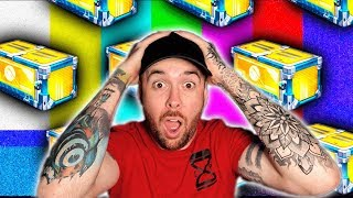 IS THIS MY BEST CRATE OPENING EVER?! 30 Elevation Crates!