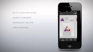 NILORN UK - Installing the Aurasma Augmented Reality app Thumbnail