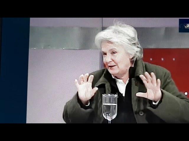 Lucía Topolansky defiende a Bonomi como Ministro