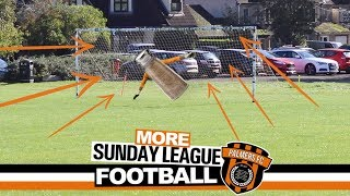 More Sunday League Football - PEPPERED
