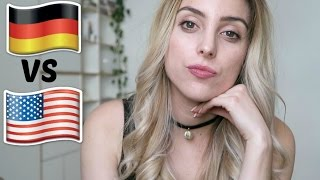 GERMANY VS USA | Cultural Differences