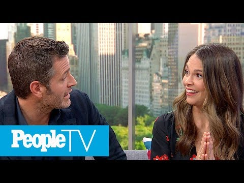 Younger's Sutton Foster On Peter Hermann: 'He's A Huge Reason Why We Found Our Daughter'  PeopleTV