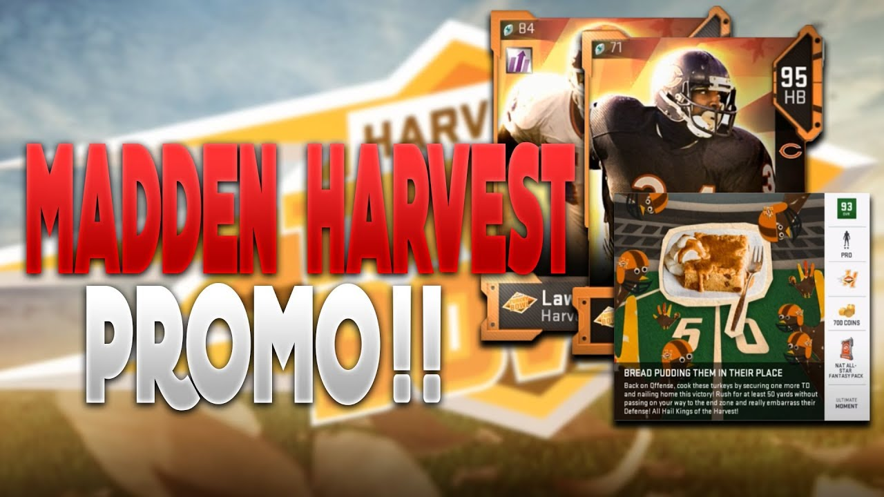 Free 93 player from solos madden harvest promo revealed 95 overall lt and walter payton - Walter payton madden 15 ...
