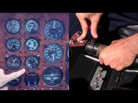 Jet Ranger Startup by The Jazz Pilot