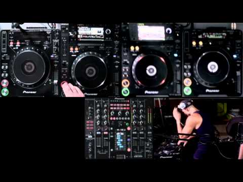 Kissy Sell Out - DJsounds Show 2011