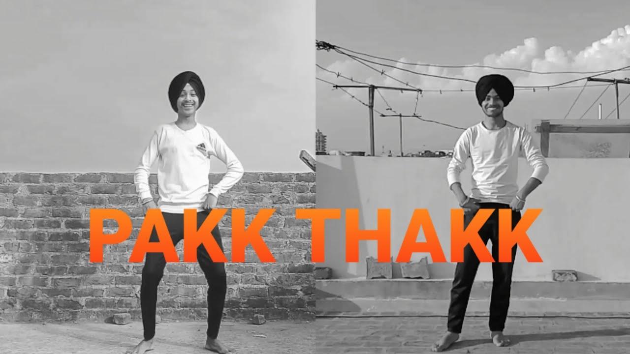 BHANGRA ON PAKK THAKK | GURNAM BHULLAR | CHANDIGARH BHANGRA CLUB | NEW PUNJABI SONGS 2020