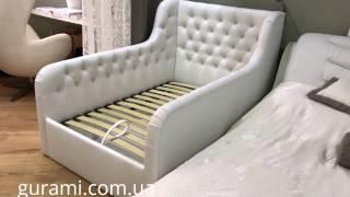 видео Детские кровати с бортиками: описание моделей (фото)