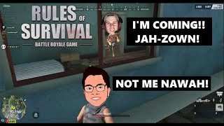 """""""TAG! You're it!"""" Custom games w/ NoahfromYoutube,BobbyPlay, dGamerHitman, Tupro and"""