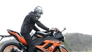 Lifan R5V2 Best Affordable 250cc Heavy Bike