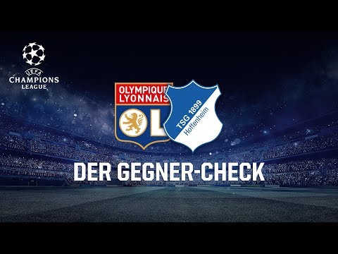 Olympique Lyon - Der Gegner-Check in der Champions League