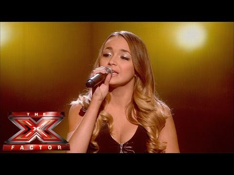 Lauren Platt sings There You'll Be (Sing Off) | Semi-Final Results | The X Factor UK 2014