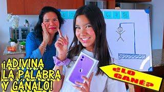 ADIVINA LA PALABRA y te  lo COMPRO Challenge   AnaNana Toys